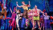 Trip for 2 to NYC + Sit VIP at SpongeBob SquarePants & Go Backstage with the Cast ($2,500)