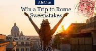 Trip for 2 to Rome