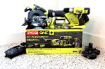 Ultimate Ryobi ONE 18V 4 Piece Super Combo Kit ($159)