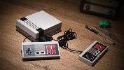 Vintage Retro game console with 500+ built in Classic Games