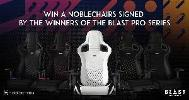 Win 1 of 5 Gaming Chairs