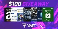 Win $100 Gift Card of your choice, includes Paypal, Amazon, Steam and more