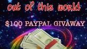 Win $100 Paypal Cash!!