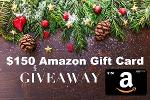 win $150 Amazon Gift Card