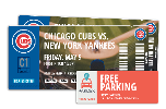 Win 2 Free Chicago Cubs vs. New York Yankees Tickets at Wrigley Field