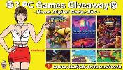 "Win 3 Pc games Digital (Steam): Game ""Roboquest"" (Steam); Game ""80's OVERDRIVE"" (Steam) & Game ""Mighty Fight Federation"" (Steam)!!"