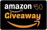 WIN $50 Amazon GiftCard!
