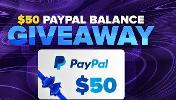 Win $50 Paypal cash !!