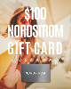 Win a $100 Nordstrom Gift Card!