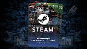 Win a $100 Steam Gift Card - 2 Winners