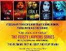 Win a $20 Amazon giftcard , ebook bundle of the Feisty Lawyers series– (1 winner each)!