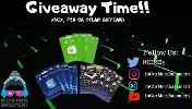 Win a  $20 Xbox, PSN or Stream giftcard!!