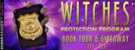Win a $25 Amazon – 1 winner ,Signed Copy of Witches Protection Program – 5 winners!