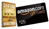 WIN a $25 Amazon GC!