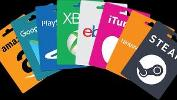 Win a  $25 Digital Giftcard Of Your Choice!