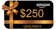 Win a $250 Amazon Gift Card!