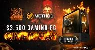 Win a $3,500 RTX 3080 Gaming PC!
