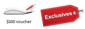 Win a $300 Travel Voucher from Webjet Exclusives