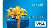 Win a $350 Visa Gift Card!!