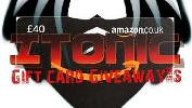 Win a 40$/£ Amazon Gift card!!