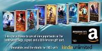 Win a $50 Amazon Gift Card & All 9 books in The Underworld Saga, SIGNED!!