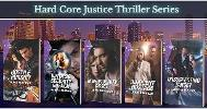 Win a $50 gift card & a signed book from the Hard Core Justice thriller series!