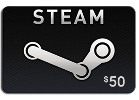 Win a $50 Steam Gift Card