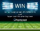 """WIN a 55"""" Samsung Curved UHD TV and Super Bowl LI Game Day Gear"""