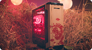 Win a brand new, gorgeous, hand-painted PC!!