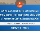 WIN A BUNDLE OF HISTORICAL ROMANCE! WIN A BRAND NEW EREADER! PLUS 20 BOOKS! $250 VALUE!