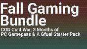 Win a Call of Duty Cold War (Currency amount of $70) -1 winner; 3 Months of PC Game Pass-1 winner & Gfuel Starter Pack (US ONLY)-1 winner!