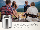 Win A Complete Solo Stove Lite Cooking Set