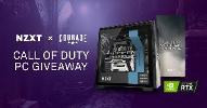 Win a custom Call of Duty NZXT GeForce RTX PC ($3000 value) signed by Courage!!