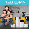 Win a Free Home Security System (Worldwide)