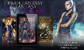 Win a Kindle Fire and 3 Urban Fantasy & Fantasy Novels