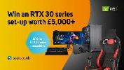 WIN a NEW 3XS Vengeance R9 Gaming PC Featuring NVIDIA Ampere GeForce RTX 3090 GPU worth over £5,000!! Sponsored by NVIDIA