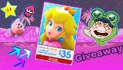 Win a NINTENDO DIGITAL $35 GIFT CARD!