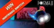 Win a Nintendo Switch