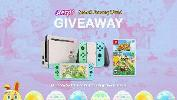 WIN A Nintendo Switch , Animal Crossing Skin & Animal Crossing: New Horizons!!