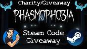 Win a Phasmophobia Steam Code!