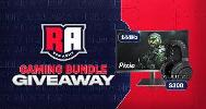 Win a Pixio 144Hz Curved Gaming Monitor & Audeze Mobius Gaming Headset!!