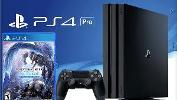 Win a  PS4 PRO & Monster Hunter World w/ ICEBORNE