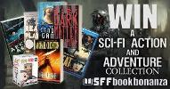 Win a Sci-Fi Action & Adventure Book Collection