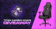 Win a Secretlab Titan Gaming Chair!