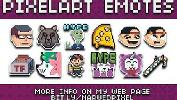 Win a Set of 3 emotes and 5 badges!!