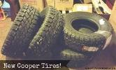 WIN: A Set Of Cooper Tires!