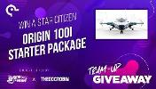 Win a Star Citizen Origin 100I Starter Package!