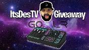 Win a TC-Helicon GO XLR Broadcaster Platform with Mixer!!
