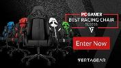Win a Vertagear SL-5000 Gaming Chair