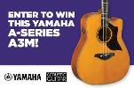 Win a Yamaha A-Series Guitar